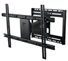 BT8222 Single Arm with Tilt and Swivel Flat Screen Wall Mount - Front View