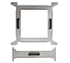 Screen specific spacer kit available (Available Separately)