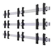 BT8340 - System X Universal Multi-Rail Mounting System