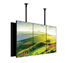 Suitable for landscape, portrait and back-to-back mounting