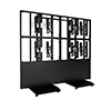BT8351 Modular Free Standing Video Wall Mount - Pop-in, Pop-Out Solution