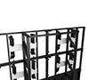 BT8351 Modular Free Standing Video Wall Mount - Pop-in, Pop-Out Solution