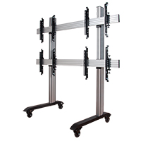 System X Mobile Video Wall Stand