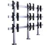 BT8372-3x3 - System X Universal Bolt Down Videowall Stand for 3x3 Videowalls