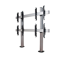 System X Bolt Down Video Wall Stand