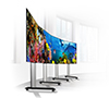 BT8373 - Curved Videowall Stand
