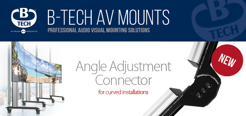 B-Tech Launch Angle Adjustment Connector