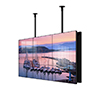 Can also be used for pole mounted video wall installations