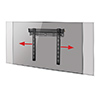 BT8421-PRO - Universal Flat Screen Wall Mount - Lifestyle Image