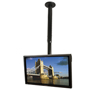 BT8426 Adjustable Flat Screen Ceiling Mount with Tilt - with Screen