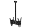 BT8428 Back-to-Back Flat Screen Ceiling Mount with Tilt
