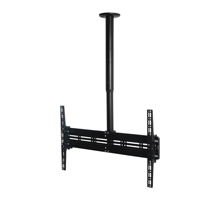 BT8425 - Adjustable Drop Universal Flat Screen Ceiling Mount with Tilt