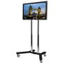 BT8504 Large Flat Screen Display Trolley - With Screen