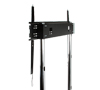 BT8506 -Extra-Large Flat Screen Display Trolley / Stand - Storage area and integrated cable management