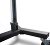 BT8506 - Extra-Large Flat Screen Display Trolley / Stand - Base disassembles for easy transportation