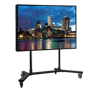 BT8506 - Extra-Large Flat Screen Display Trolley / Stand - with Screen