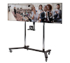 BT8512 - Twin Screen VC Display Trolley - with screens