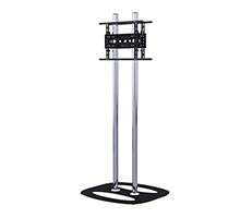 BT8552 Large / Medium Flat Screen Back-to-Back Display Stand