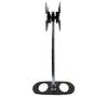 BT8554 Extra Large Flat Screen Back-to-Back Display Stand - Side View