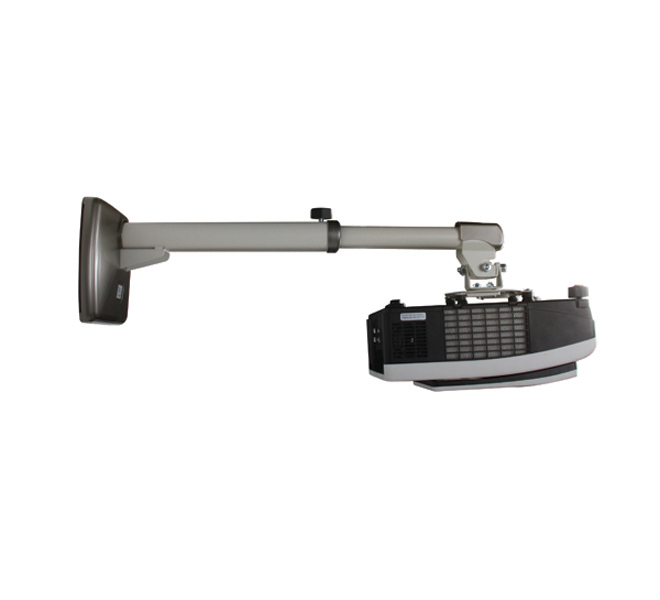 bt884m short throw projector wall mount with adjustable arm - Projector Wall Mount