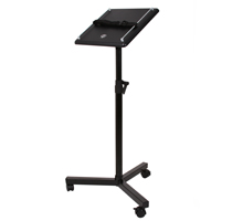 BT890 Projector Trolley - Black