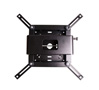 BT893 heavy duty projector ceiling mount with micro-adjustment - Top View