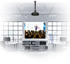 BT899XL-AD Adjustable Drop Extra Large Projector Ceiling Mount with Micro-Adjustment