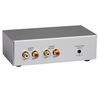 BT928 - Stereo Headphone Amplifier - Rear View