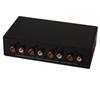 BT931 - 4-Way Pro-Audio Control - Rear View