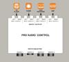 BT931 - 4-Way Pro-Audio Control - Example Installation