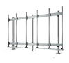 BT9372 - Bolt Down Universal Direct View LED Video Wall Stand
