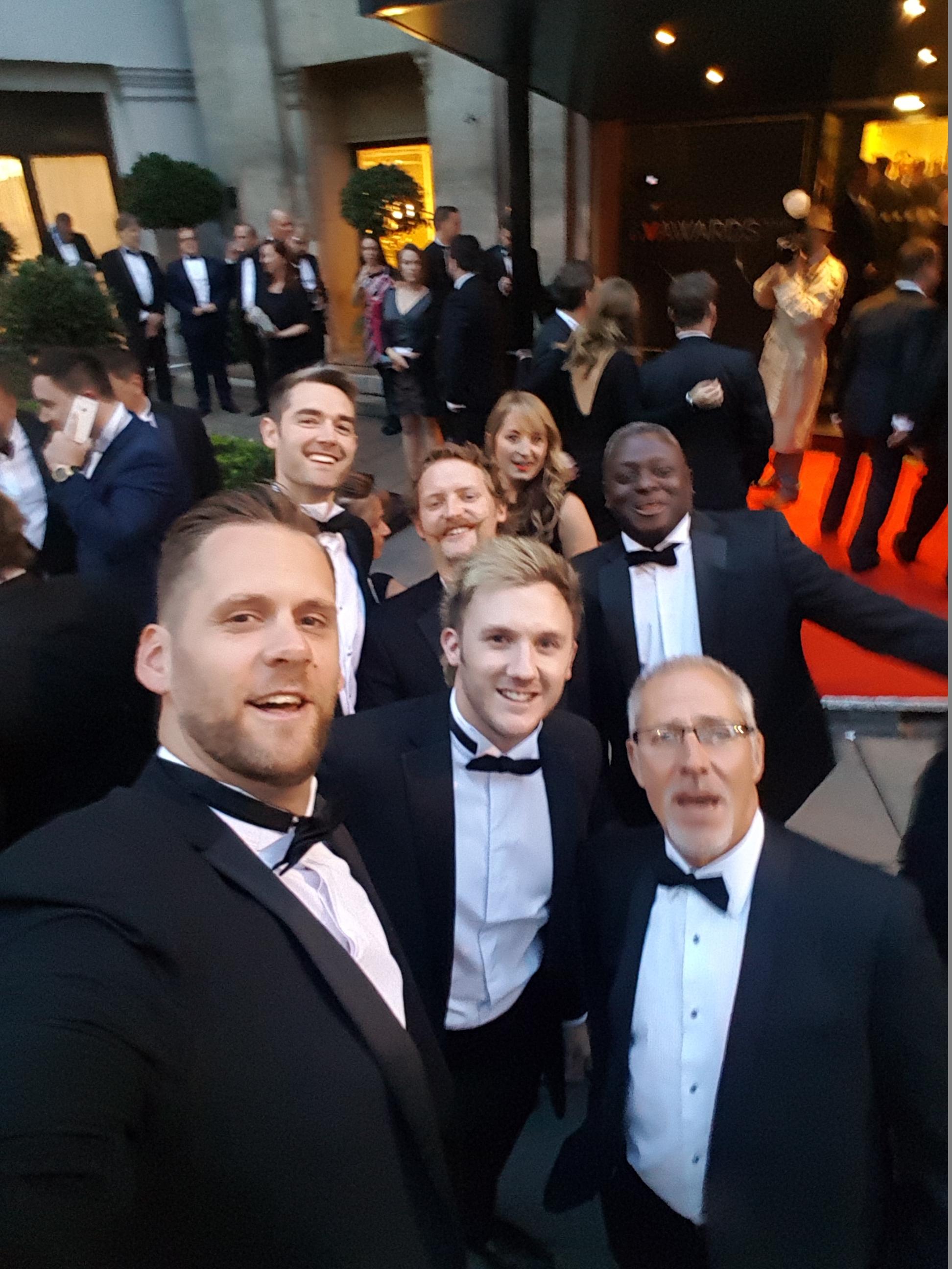 AV Awards 2016 - B-Tech Arrives