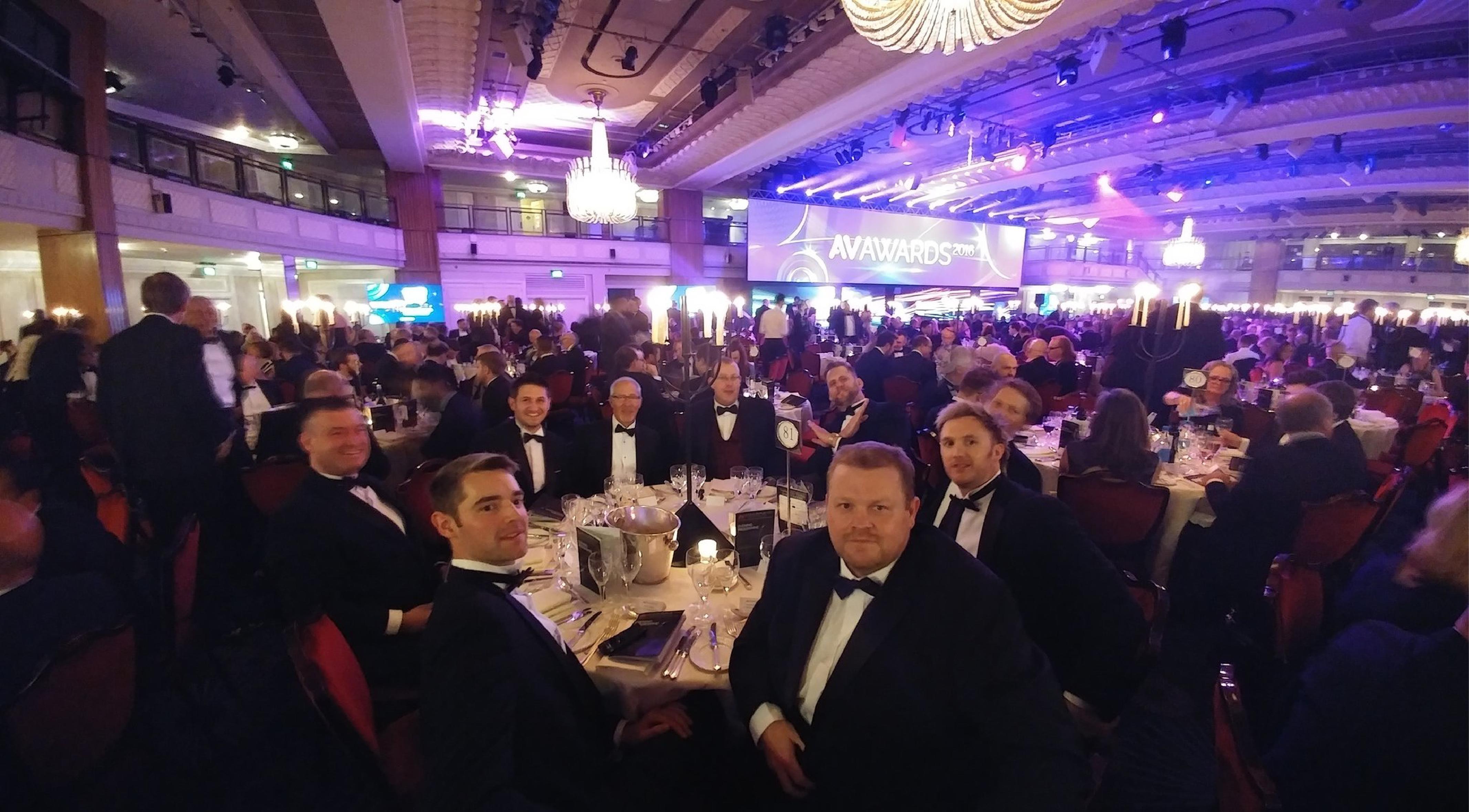 AV Awards 2016 - The B-Tech Table