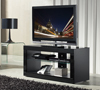 BTF802 Flat Screen TV Cabinet with Glass Top