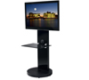BTF810 1m TV Stand with 1 Shelf with Screen