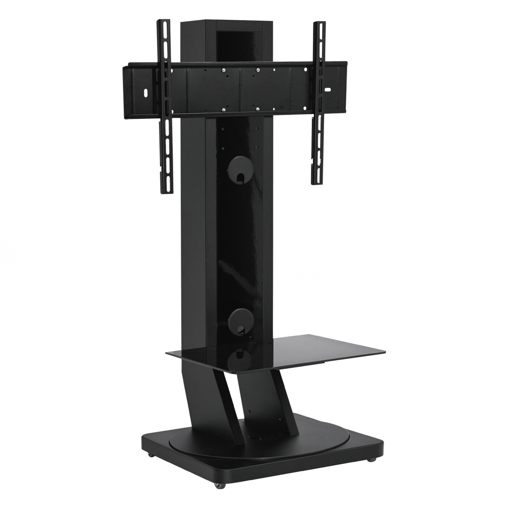 BTF812 - Flat Screen Display Stand with shelf for Extra Large Screens