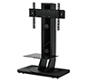 BTF813 - Flat Screen Display Stand with shelf