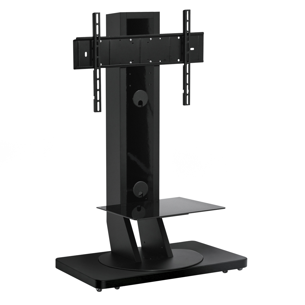 BTF813 - Flat Screen Display Stand with shelf for XXL Screens