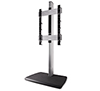 System X™ Universal Portrait Flat Screen Floor Stand - 1.8m