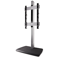 Portrait Flat Screen Floor Stand