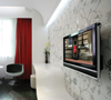 BTV110 Flat Screen Wall Mount - Lifestyle Image