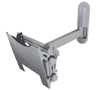 BTV222 Flat Screen Wall Mount with Swing Arm Extension - Silver