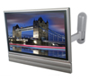 BTV222 Flat Screen Wall Mount with Swing Arm Extension - With Screen