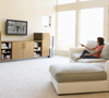 BTV500 Medium Flat Screen Wall Mount - Lifestyle Image