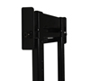 BTV500 Medium Flat Screen Wall Mount - Security Locking Bar