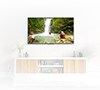 BTV510 Large Flat Screen Wall Mount -  Lifestyle Image