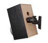 BTV909 Ventry™ Speaker Wall Mounts with Tilt and Swivel with Speaker
