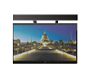 Ventry™ Universal Soundbar Mount - Mounted above Screen