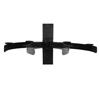 Ventry™ AV Component Shelf - Retractable Arms