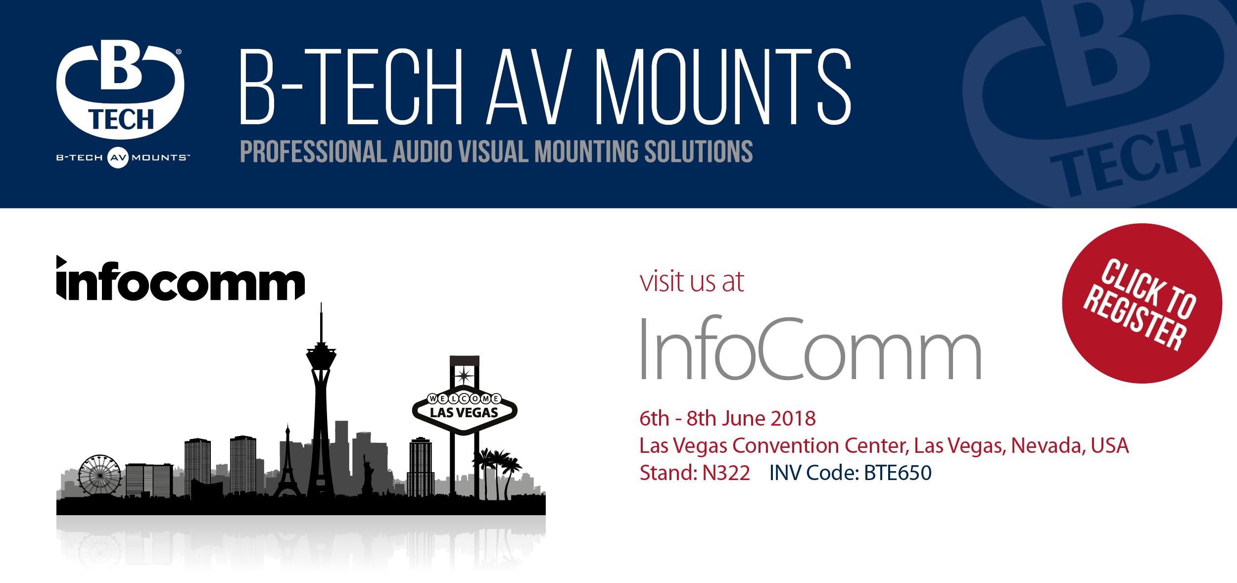 InfoComm Las Vegas